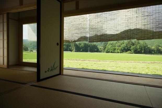 2012年に完成した日光インの新棟。木村さんが一から設計し、新築した Via: WORLD BREAKFAST ALLDAY