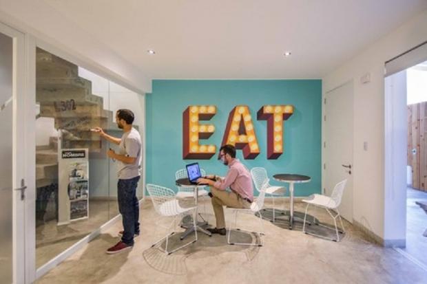 料理も昼寝もできます、クリエイティブに働くためのコワーキングスペース「DA-LAB Co-working space」