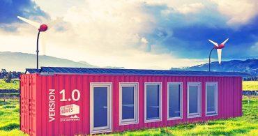 場所を選ばず自由に暮らす「Sustainer Homes」の究極のエコハウス