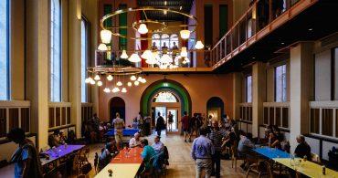 これが本当のリノベーション?! 築100年の教会がコミュニティスペースに変身「Absalons Kirke」