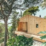 夏も冬も快適に暮らせる、ナチュラルな木肌が美しい家「Wood studio house」