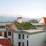 憧れの庭を屋上に!都市部でも作れる、住民のための屋上庭園「ROOFTOP GARDEN BIRKEGADE」