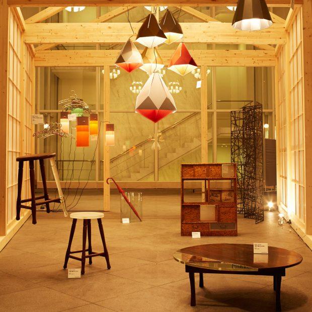「ヨコハマの家」作品展示  photo by rakuda