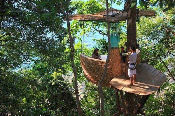 Enterijer-restoran-pticije-gnezdo-Tajland (4)