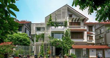 空き家が庭付きオフィスに変身、造園コンサルのオフィス「Growing green office」