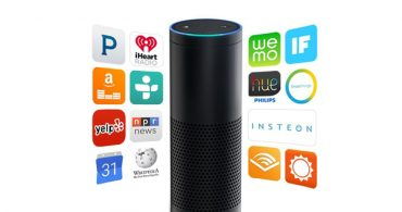 家電のオンオフから買い物まで、生活の全てを声で操作できるデバイス「Amazon Echo」| IoTがつくる未来の家