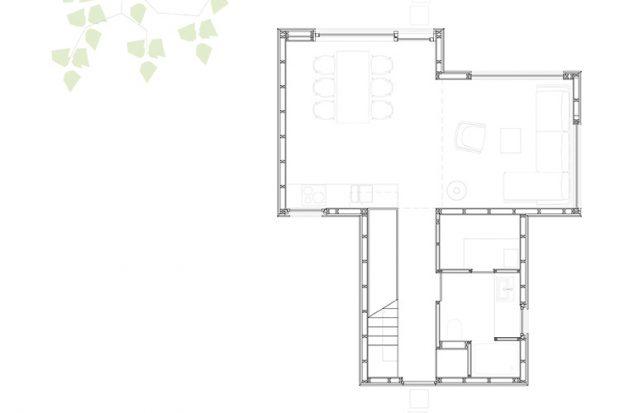 平面図(1階)