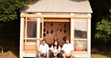 【インタビュー】持ち込める物は108個。あえて不便を楽しむための小屋、丸腰不動産のマイクロハウス|日本発・タイニーハウス販売中!