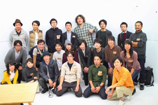 YADOKARI小商い部キックオフミーティング。3331ArtsChiyodaにて。