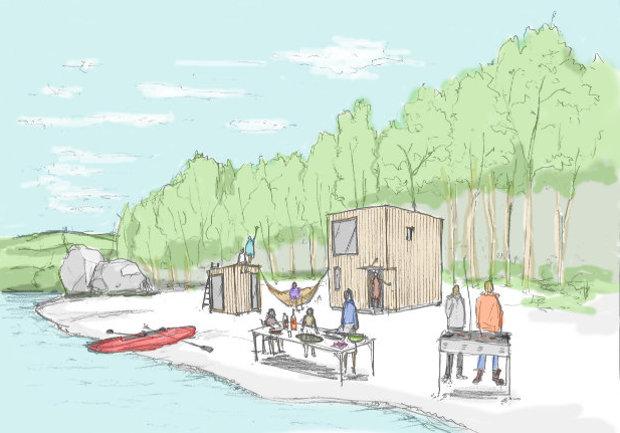 【イベントレポート】「小屋のオモシロイ可能性を考える会議。」で考えた、僕たちらしい小屋の未来と「THE SKELETON HUT」のオモシロがり方
