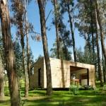 グリーンで彩られた屋根と、くつろぎロフトスペースが素敵!南米エクアドルのエコハウス「Sustainable housing prototype」