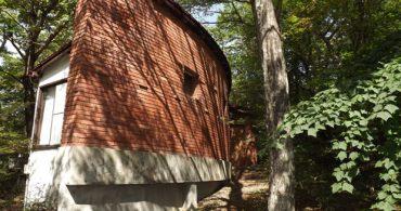 隠れ家は扇形・那須・600万円・平屋