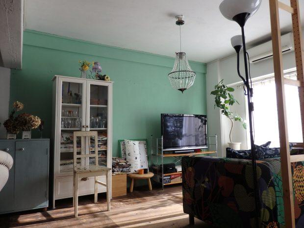 センスやスキルのある住民がリノベーションを施せば、古臭さの漂っていたマンションも今風に変身する。リノベーションによって価値が上がった場合、施工した入居者に数カ月間の家賃増額分を還元する仕組みもある。
