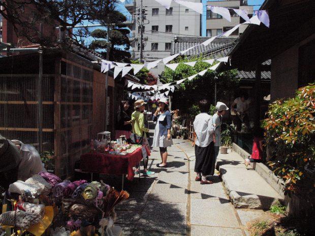 住民主体のイベントも数多く行われ、以前の松戸市にはなかったムーブメントが生まれている。