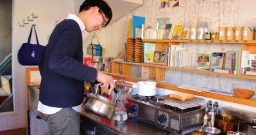 【インタビュー・後編】あったらいいなを、カタチにする。松本のブックカフェ栞日(しおりび)オーナー菊地さんに聞く「暮らしたい街に、お店を持つ」こと