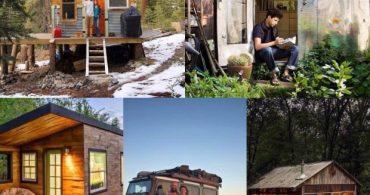 【全国募集・第二弾】小さな暮らしの実践者募集!タイニーハウス・小屋暮らしをされている方を探しています。