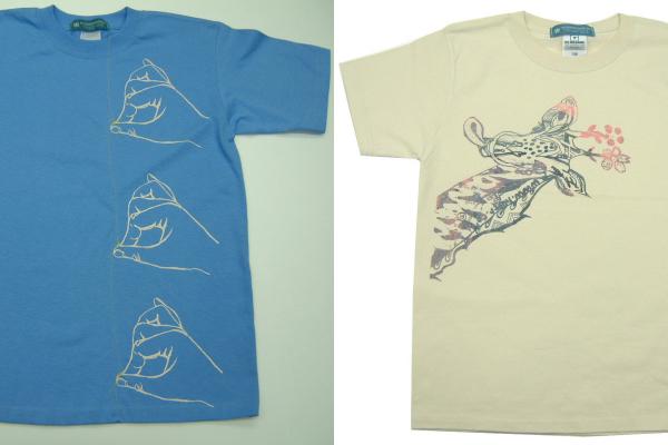 2004年ごろデザインしたTシャツ