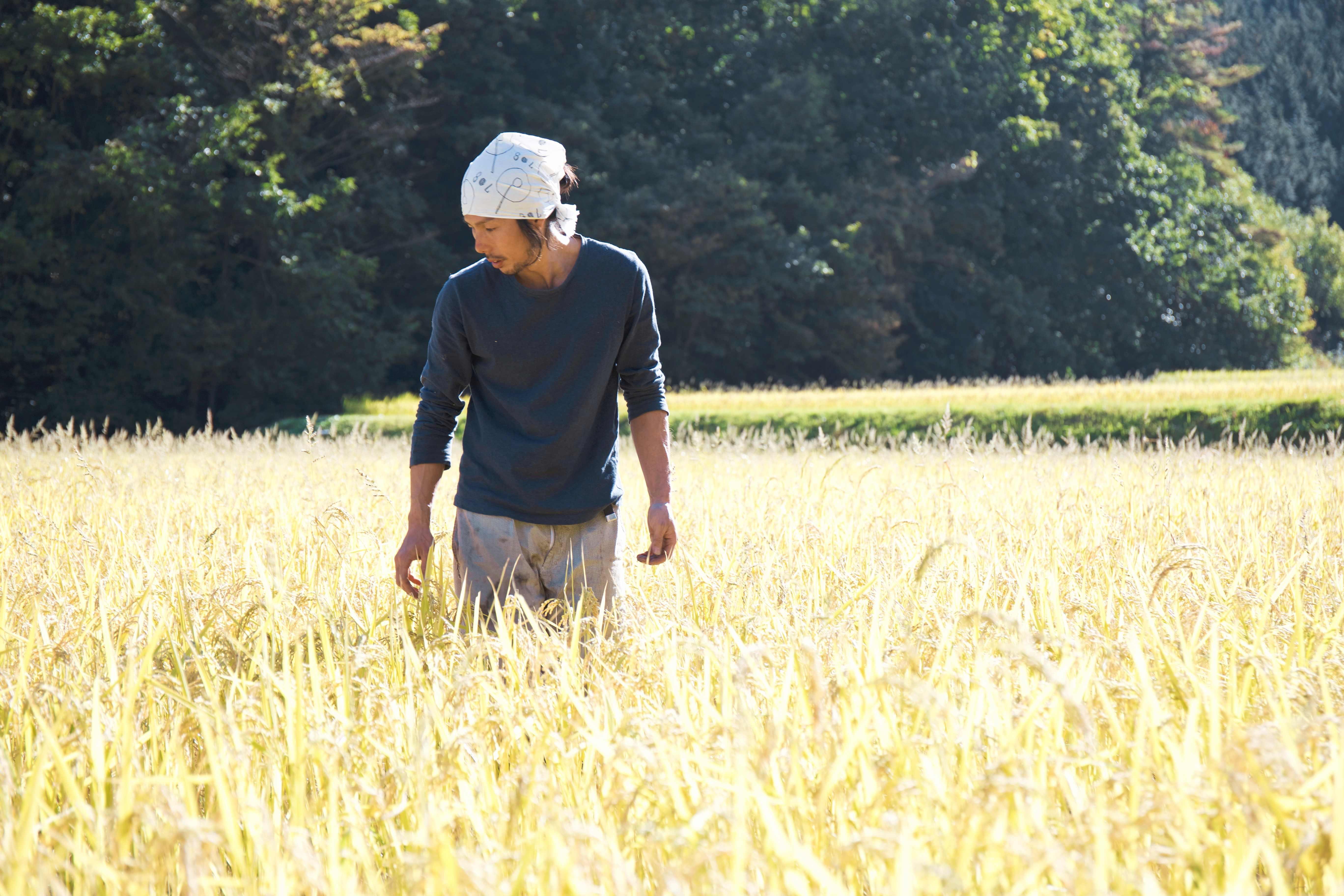 著書『あたらしい移住のカタチ』から。岡山県の農家、蒜山耕藝さん