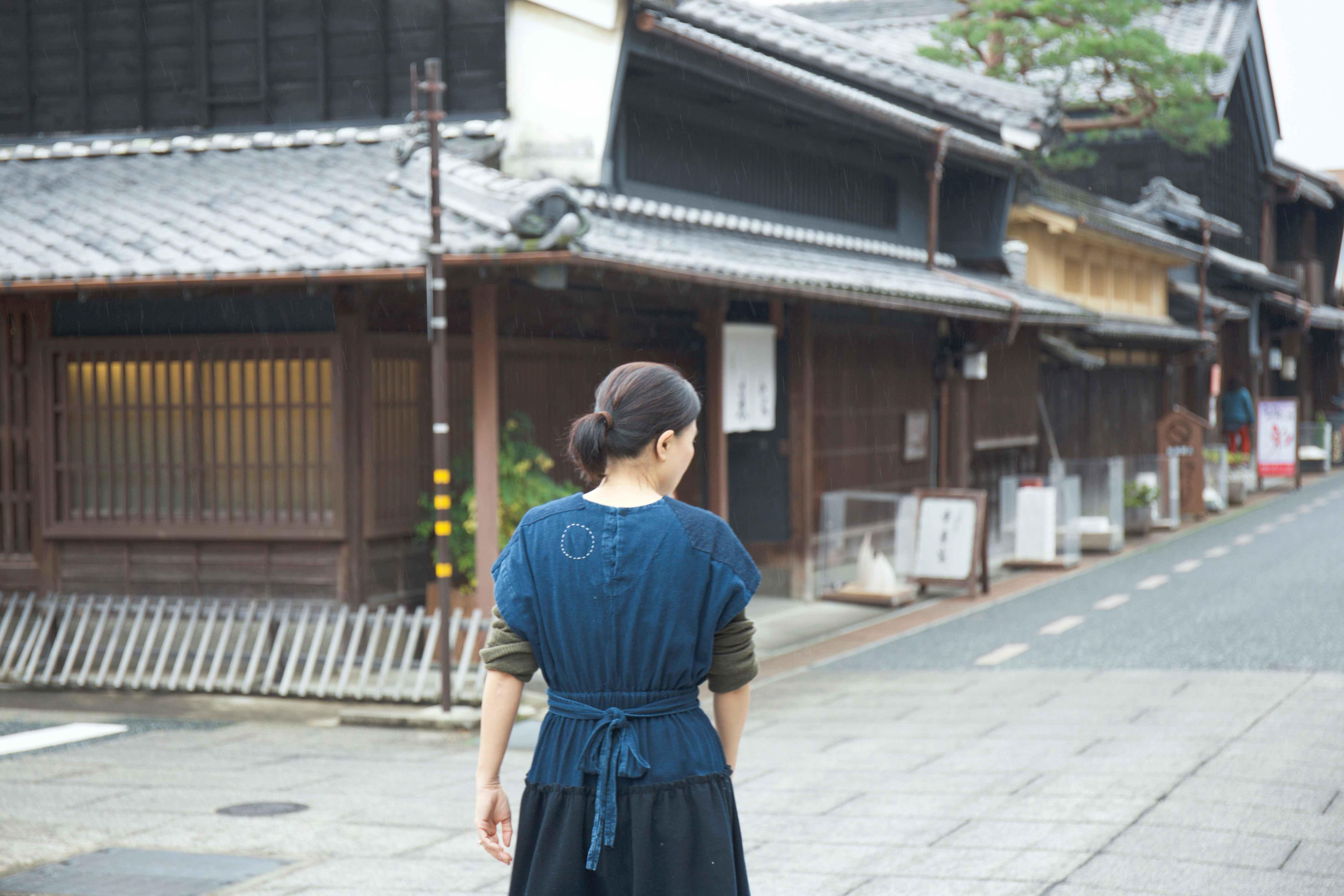 著書『あたらしい移住のカタチ』より、岐阜県の美濃に移住した服部みれいさん