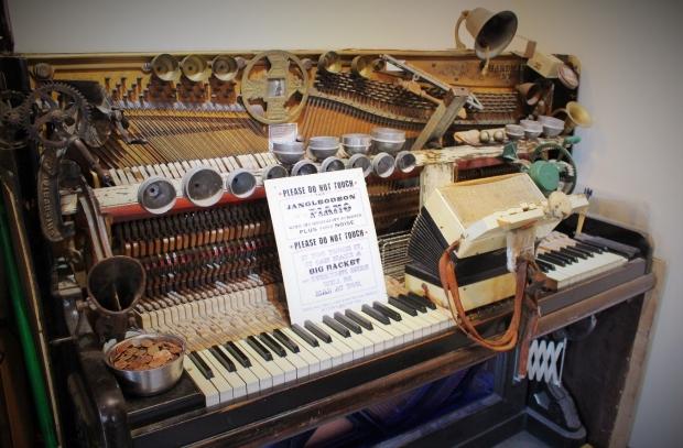 ピアノとアコーディオンが合体