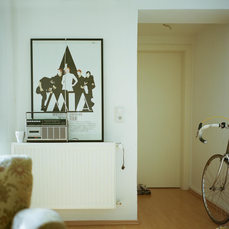 ドイツ・ドルトムントで滞在したアパートはairbnbで見つけた。