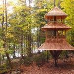 ニューヨークの森に日本の寺院!?「Pagoda-Shaped Stunner」