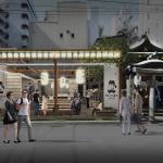 【タイニーハウスで元駐車場を有効活用!】移動可能な小屋やDIY屋台を使ったイベント・キッチンスペース「BETTARA STAND 日本橋」をYADOKARIがオープン!