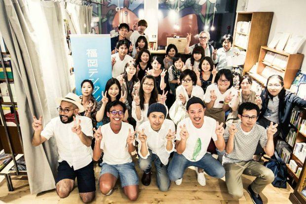 【お礼!】8月に開催した「福岡」「京都」「大阪」「長野」「東京」でのYADOKARIイベント&トークショーにご来場頂きありがとうございました!