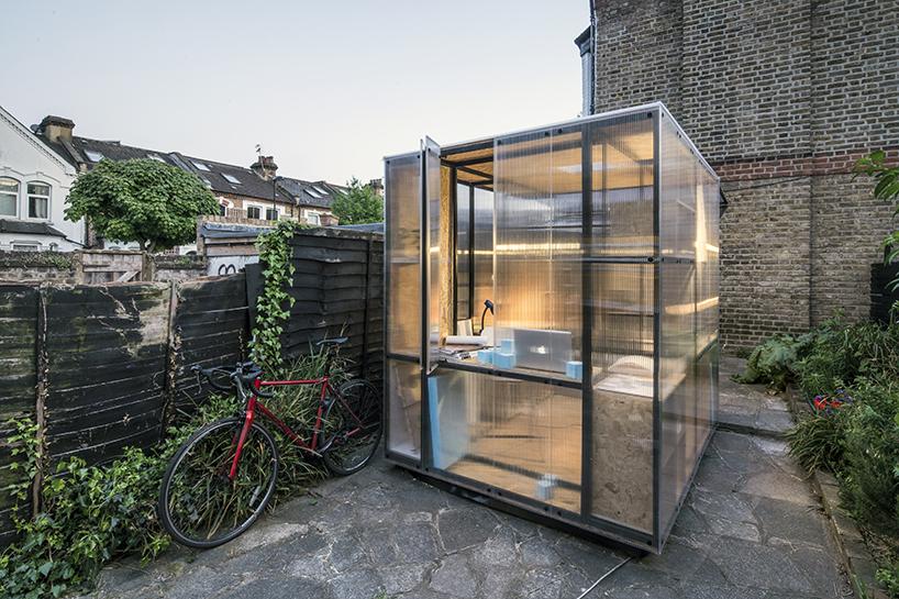 大人の秘密基地!庭や屋上に設置できる「Minima Moralia」
