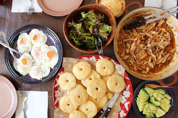 一口でとりこに!美味しすぎるベネズエラの家庭料理を味わってみた! by KitchHike