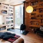 本に囲まれた最高の読書空間「Hemmelig Rom by  Studio Padron」