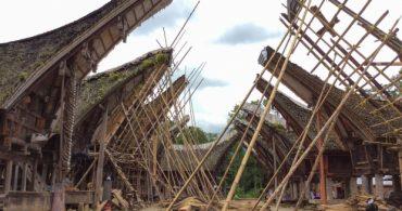 伝統工法を活かすデザイン。インドネシアのバンブーハウス ナチュラルビルディング×暮らし