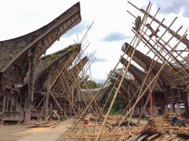 伝統工法を活かすデザイン。インドネシアのバンブーハウス|ナチュラルビルディング×暮らし