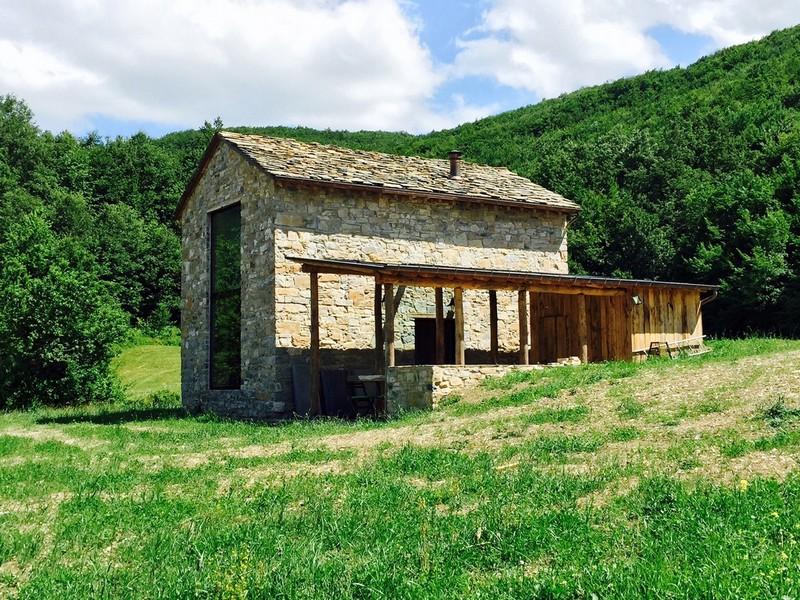 古き良きイタリアを感じる。再生されたコテージ「Old Italian Farmhouse」