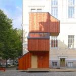 デザインで人口問題に取り組む。フィンランドのスモールハウス「Kokoon」