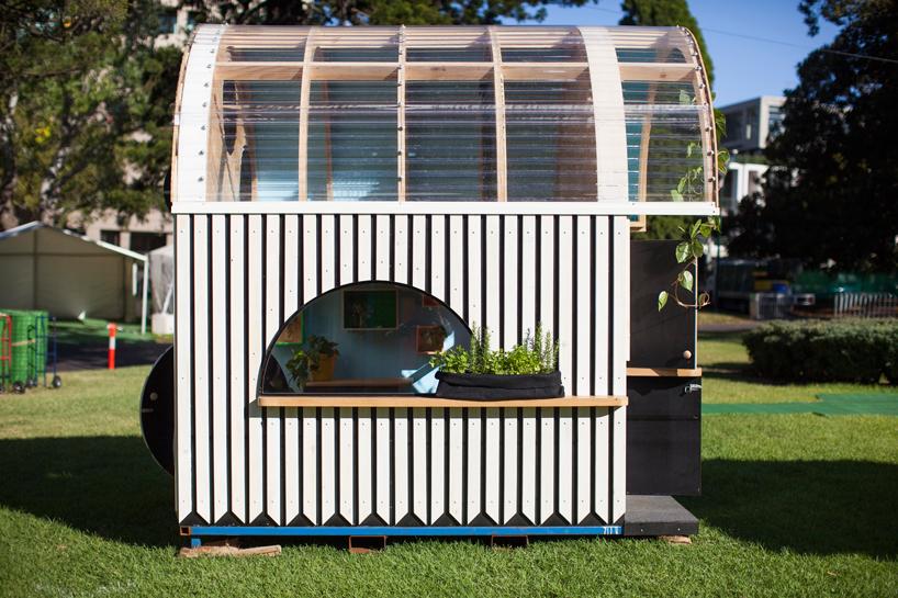 子どもの未来を明るく照らす、ガーデン・プレイハウス「VARDO HUT CUBBY」