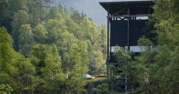 閉鎖された鉱山のミュージアムをリノベーション「Peter zumthor's zinc mine museum」