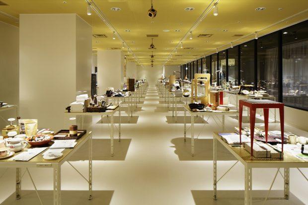 渋谷ヒカリエにある『d47 MUSEUM』では、毎回独自の切り口で地方の魅力を発信している。