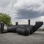 風船でできたダンスクラブ!?「bureau A inflates shelter」