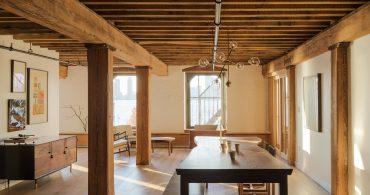 こだわりを詰め込んだ理想の住まい「A Manhattan renovation」