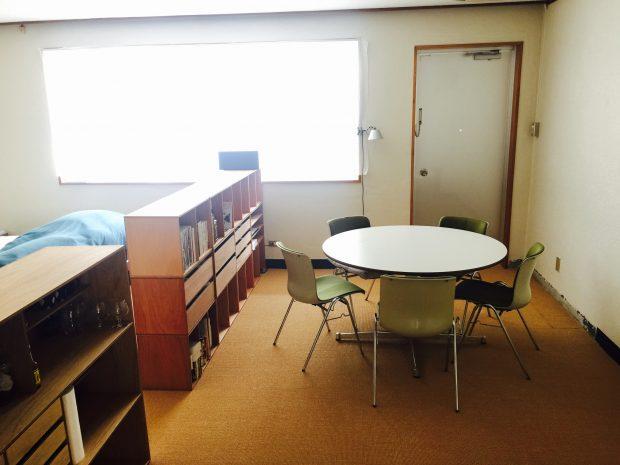 ナガオカさんの沖縄の拠点。スタッフの方も宿泊することがあるという。