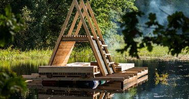 トムソーヤの冒険、エストニアで始動?「floating structures in estonia」