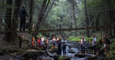 オンラインから飛び出そう!テック界の成功者がDIYで広げる森のコミュニティー「Beaver Brook」