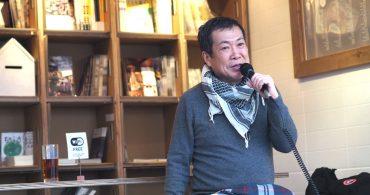 """【公開インタビュー】佐々木俊尚さん vol.1 この時代に向き合うために、私たちに必要なのは""""暮らし""""と""""共同体"""""""