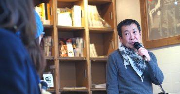 【公開インタビュー】佐々木俊尚さん vol.3 壁を取り払い、外に出よう! スモールな暮らしがもたらす広い世界