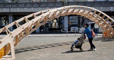 """木材とデジタル加工の""""掛け算""""が生み出す、VUILDのソーシャルなまちづくり"""