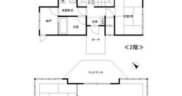 4.5畳の至福・780万円・土地467坪