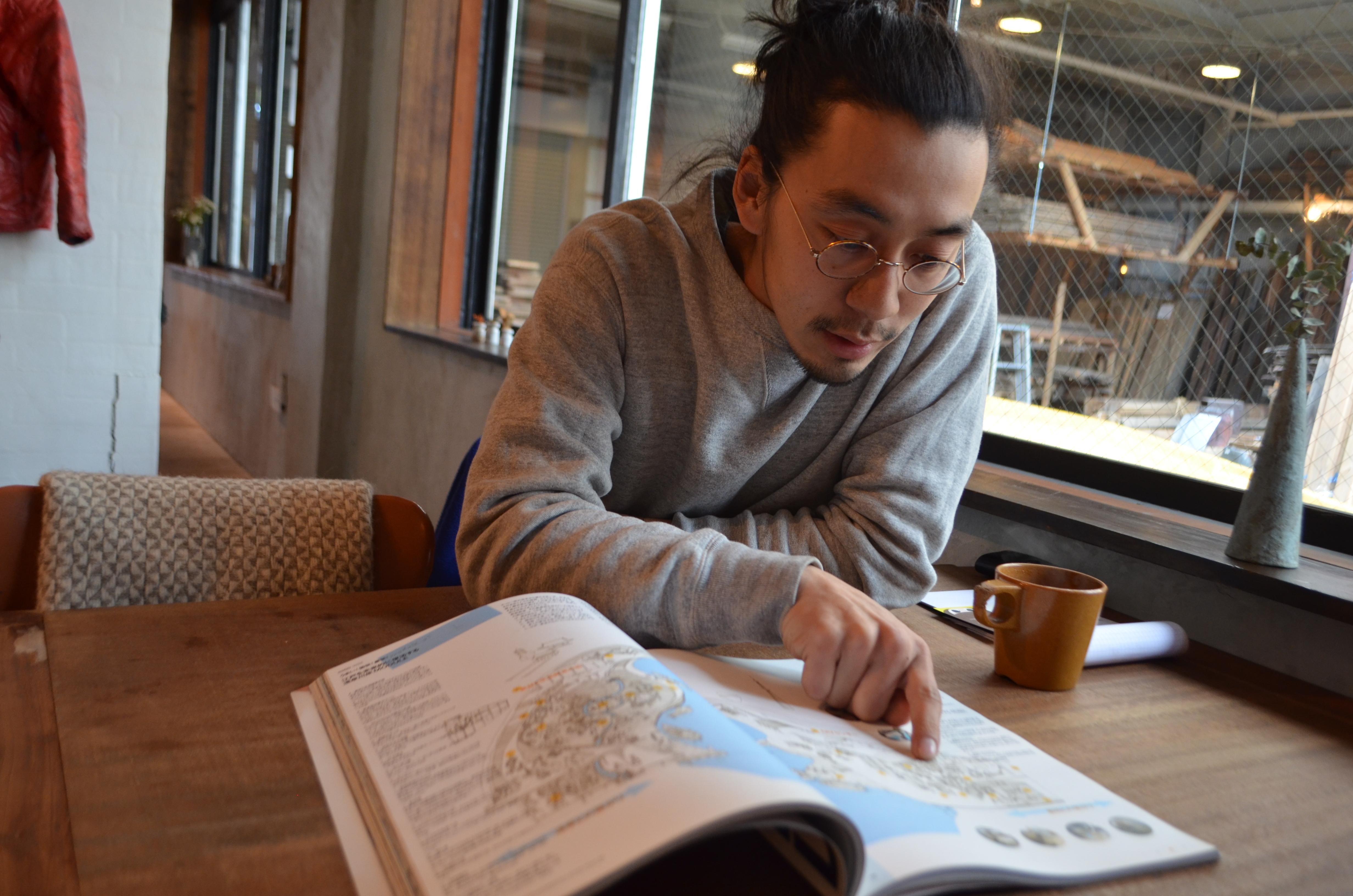 【インタビュー】東野唯史さん vol.1 古材を通してつくり出したい「ReBuild New Culture」という理念