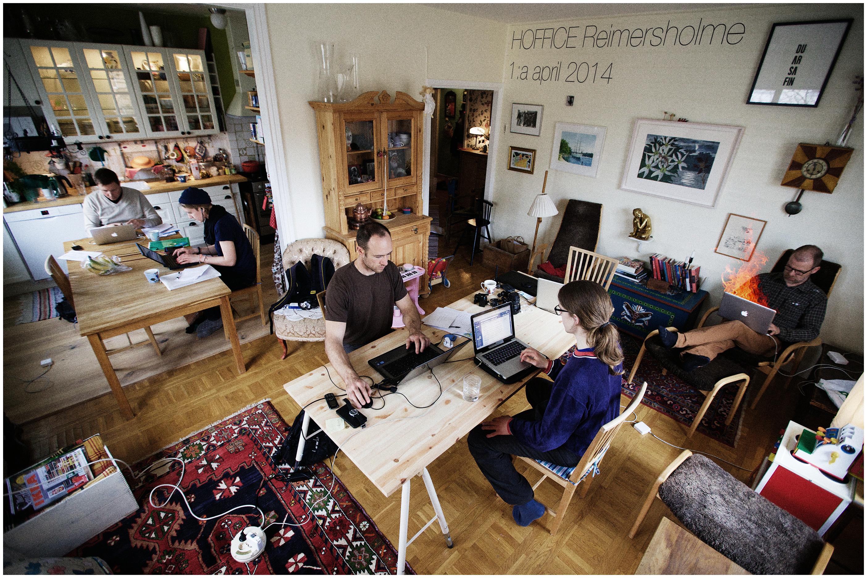Home + Office = Hoffice!フリーランスに新しい働き方を提案するプラットフォームがスゴイ