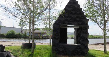 【タイニーハウスに行ってみた】「3Dプリンターの家」 in アムステルダム